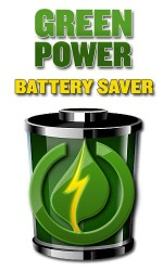 Green: Power Battery Saver Android Mobile Phone Application