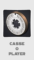 Casse-o-player Android Mobile Phone Application