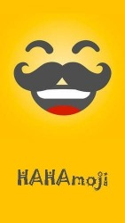 HAHAmoji - Animated Face Emoji GIF Android Mobile Phone Application