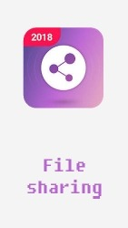 File Sharing - Send Anywhere Android Mobile Phone Application