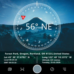 GPS Map Camera Lite For Photo Location & Timestamp