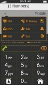 iDialer Symbian Mobile Phone Application