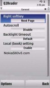 Q2Reader Symbian Mobile Phone Application