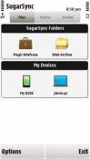 SugarSync Symbian Mobile Phone Application