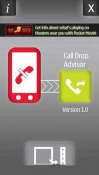 Call Drop Advisor Symbian Mobile Phone Application