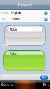 Multi Translate Widget Symbian Mobile Phone Application