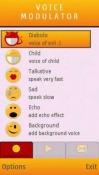 Vomo Symbian Mobile Phone Application