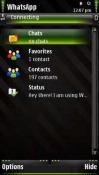 WhatApp Messenger Symbian Mobile Phone Application