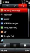 Fring v 4.0 Signed Application for Symbian Mobile Phone