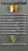 Mobile Info V0.2.0 Symbian Mobile Phone Application