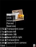 Mobile Photoshop Java Mobile Phone Application