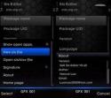 Sis Editor Symbian Mobile Phone Application
