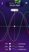 Biorhythm Touch Symbian Mobile Phone Application