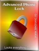 Advanced Phone Lock Symbian Mobile Phone Application