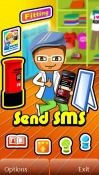 Avatar SMS Symbian Mobile Phone Application