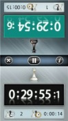 Chess Clock Symbian Mobile Phone Application