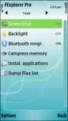 FExplorer Symbian Mobile Phone Application