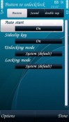 My Key lock Symbian Mobile Phone Application