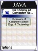 Dictionary of Computer Science Samsung F500 Application