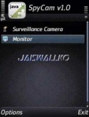 Bluetooth SpyCam Java Mobile Phone Application