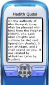 Hadith Qudsi Pro Application for Java Mobile Phone
