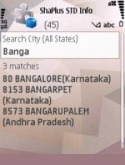 Indian STD code Finder QMobile Double Dhamal Application