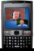 Mobile Video Calling QMobile Double Dhamal Application
