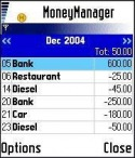Money Manager QMobile Double Dhamal Application