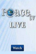 PeaceTV Live Java Mobile Phone Application