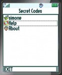 Secret codes Nokia N71 Application