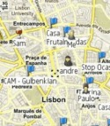 Share Your Location By Sms or Email Application for Nokia Asha 202