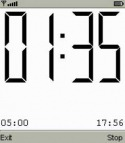 TalkTimer Samsung F500 Application