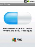 Antivirus AVG Android Mobile Phone Application
