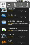 ApkShare Android Mobile Phone Application