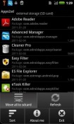 Apps2sd Android Mobile Phone Application