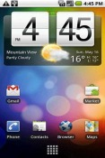 Fancy Widget Android Mobile Phone Application
