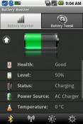 Battery Booster Huawei Enjoy 9s Application