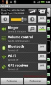 Battery Saver Android Mobile Phone Application
