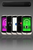 Flashlight Android Mobile Phone Application