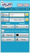 Bluff My Call Android Mobile Phone Application