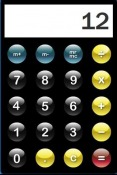 Calculator Android Mobile Phone Application