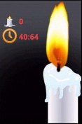 Candle Pop Application for Android Mobile Phone