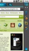 Dolphin Browser HD QMobile NOIR A5 Application