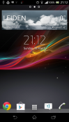 Advanced Xperia Z Launcher v2 0 5 Android Mobile Phone Application