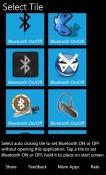 Bluetooth Windows Mobile Phone Application