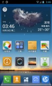QQLauncher Application for LG Optimus L9 P769