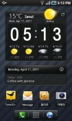 Regina 3D Launcher Android Mobile Phone Application