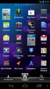Nemus Launcher Application for LG Optimus L9 P769