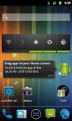 Holo Launcher Android Mobile Phone Application