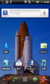 Android 2.3 Launcher (Home) Android Mobile Phone Application